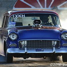 1955 Chevy Wagon Drag Car
