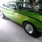 1970 Ford Maverick and