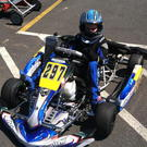 Racing Go Kart: Arrow X2 Chassis, Rotax 125 Mini-Max Engine