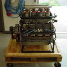 Ford Lozano Brothers WSC/LMP Engine