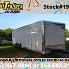 2021 34' Continental Cargo Trailer