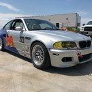 2003 BMW M3 E46 trackday car 6 spd