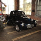 1940 Willys pick up