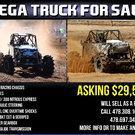 Mega Truck - 540 BBC