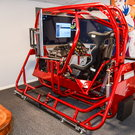 SIMCRAFT APEX 4 PRO – Professional Racing Simulator