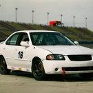 B15 Nissan Sentra Race Car