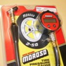 Moroso Digital Tire Pressure Gauge 0 To 15 Pounds #89574