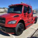 2015 Freightliner Sport Chassis M-2 M2 Hauler