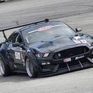 2016 Mustang GT350R T1 race car
