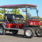 Lifted Bintelli 6PR Golf Cart