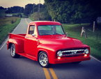 1953 F100  for sale $52,000