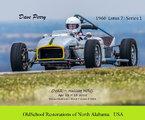 1960 Lotus 7 Series 1