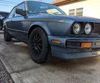 BMW 325 E30 S50 Swap