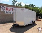 2021 Cargo Mate 7 x 16 E-Series TA Enclosed Cargo Trailer  for sale $5,399