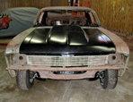 1972 Chevrolet Nova - Rolling / Roller  for sale $3,100