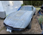 1975 corvette 350 / 4spd l48