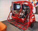 SIMCRAFT APEX 4 PRO – Professional Racing Simulator