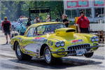 1959 corvette drag car