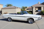 1963 PLYMOUTH FURY CONVERTIBLE 426 MAX WEDGE