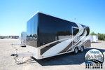 2020 ATC Quest 24ft. Aluminum w/5,200lb. Axles Enclosed Car