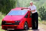 Brand New Idea-Concept Car Saftey Car