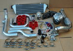 B16 B18 BOLT-ON TURBO KIT w/ .63 AR T3 T4 TURBOCHARGER FOR 9