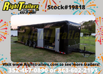 2020 8.5 x 32 Cargo Mate Race Trailer