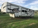 2015 Forest River Catalyst Work & Play Toy Hauler