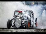 1939 rat rod race truck