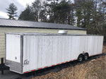 2017 Cynergy 32 ft Enclosed Trailer