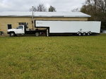 dragster car trailer