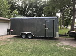 2018 Car Hauler/Cargo Trailer