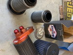 System one oil filter