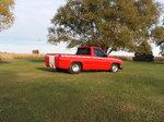 93 GMC Drag truck