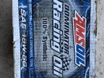 Amsoil 15W-50 Dominator Full Synthetic Racing Oil