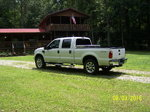 2010 FORD F250 4 X 4