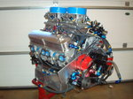SB Mopar 417 R3/W8 Engine