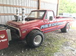 Chevy Modified 4wd Puller