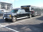1995 Chevy 1 Ton Dually 4x4 Pickup and Car Hauler