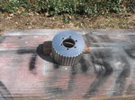 weiand blower pulley 38 tooth