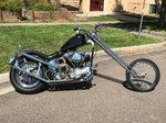 1942 Harley-Davidson Knucklehead Chopper