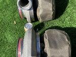 Twin Borg Warner 80mm turbos