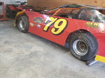 Rocket chassis with a RaceTec sb2