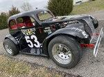 Ronnie Dunn Legend Car