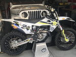 2018 FC450 trade for new sprint/midget roller or micro sprin