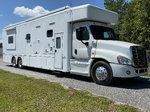 2015 NRC 45' Tandem Axle Super C Motorcoach