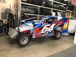 Bicknell Big Block Modified
