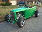 """'32 Ford Roadster """"Grasshopper"""""""