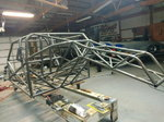 RJ Race Cars 6.0 chrome moly chassis