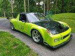 Porsche 914 Track Race Car